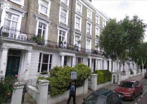 Homestay - Londres